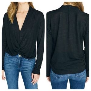 NWT Sanctuary Knot Interested Top